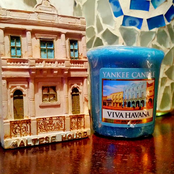 Viva Havana et Tobacco Flower par Yankee Candle