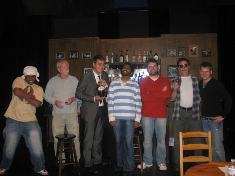 Jericho Road Improvement Association Cast with Tarak Shah