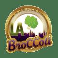 LA BROCCOLI Logo transparent