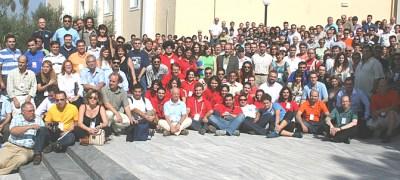 Εικόνα των συνέδρων του 5ου Πανελλήνιου Συνεδρίου Ερασιτεχνικής Αστρονομίας. (φωτ. Ιάκωβος Στρίκης)