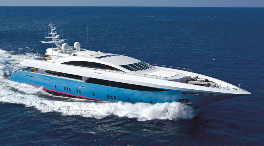 Motor Yacht BARENTS SEA