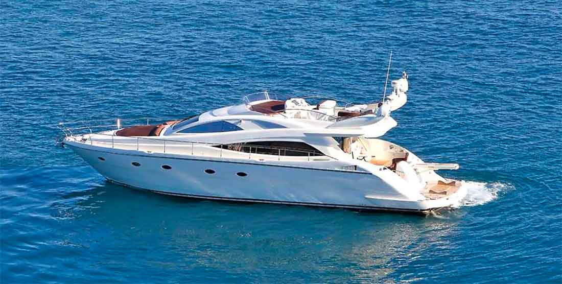 Motor Yacht NELL MARE - Luxury Yachts Charter Greece - HELLAS YACHTING