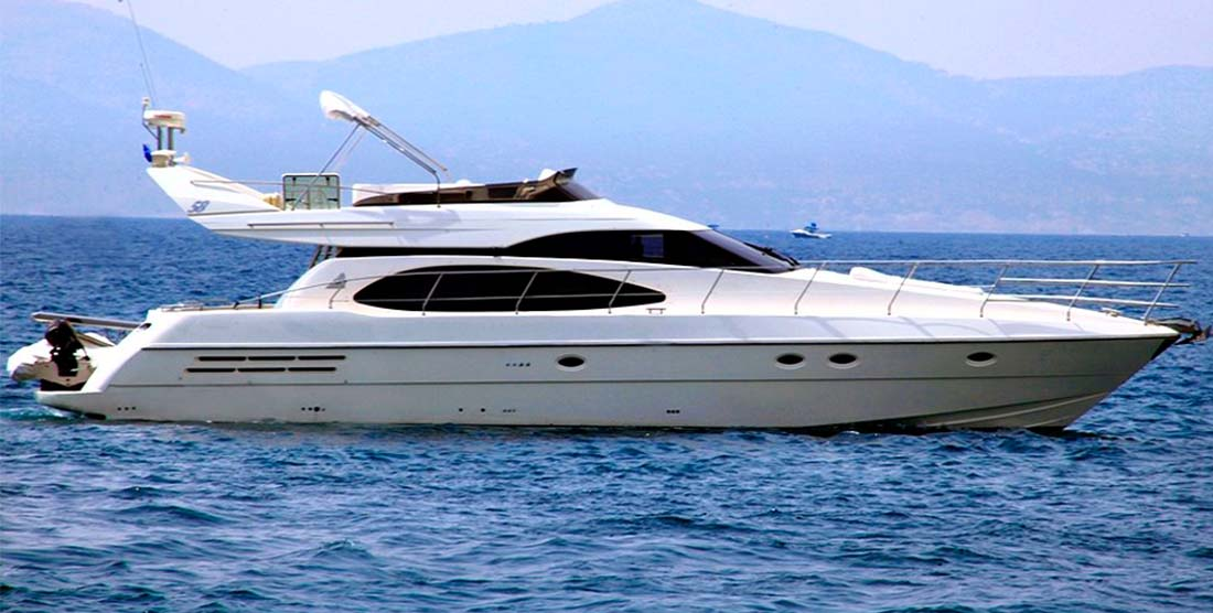 POSEIDON - Charter Motor Yacht in Greece - HELLAS YACHTING