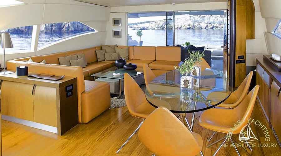 SOLARIS - Charter Motor Yacht Greece - HELLAS YACHTING