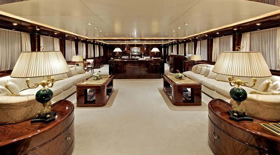 O'RION - Luxury Charter Motor Yacht 134 ft. HELLAS YACHTING