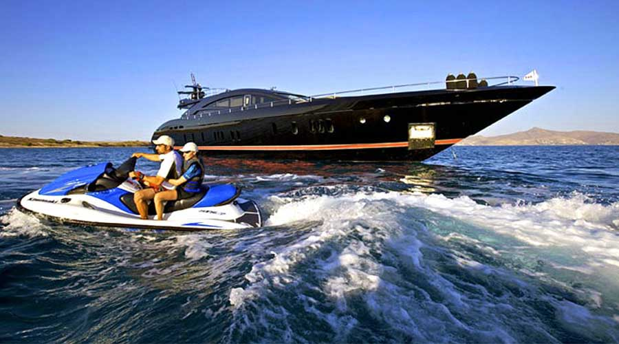 O'PATI - Luxury Yacht Charter Greece - HELLAS YACHTING