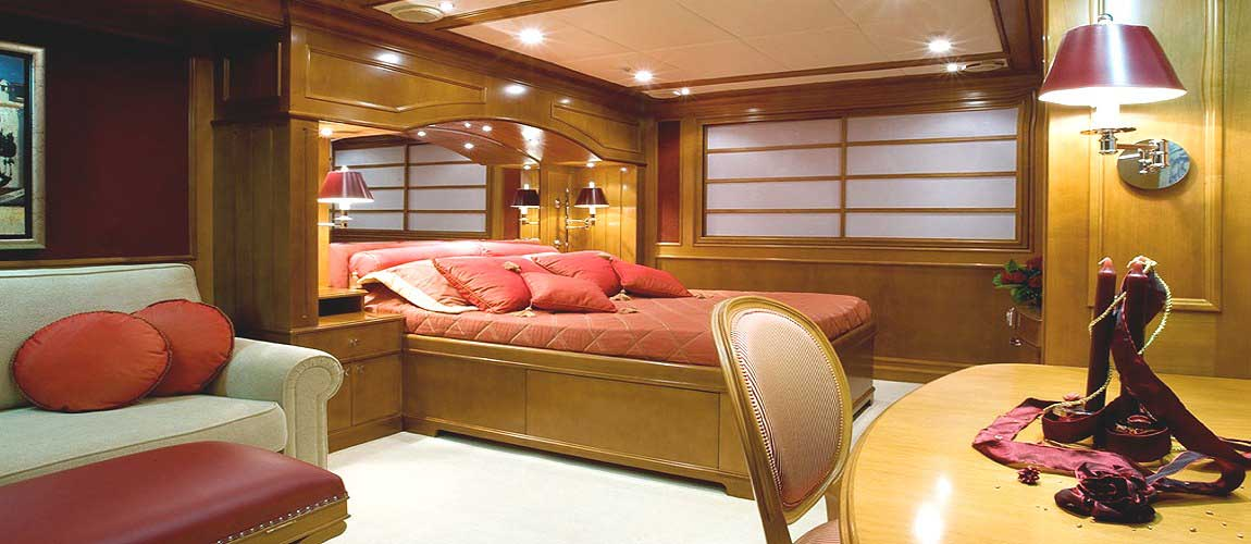 INSIGNIA Super Yacht Charter in Greece - HELLAS YACHTING