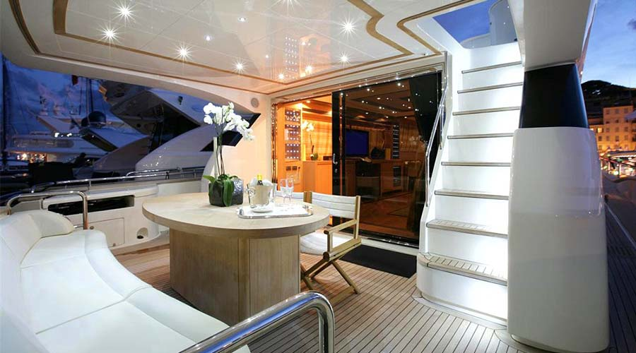 BLUE ANGEL - Charter Motor Yachts Greece - HELLAS YACHTING