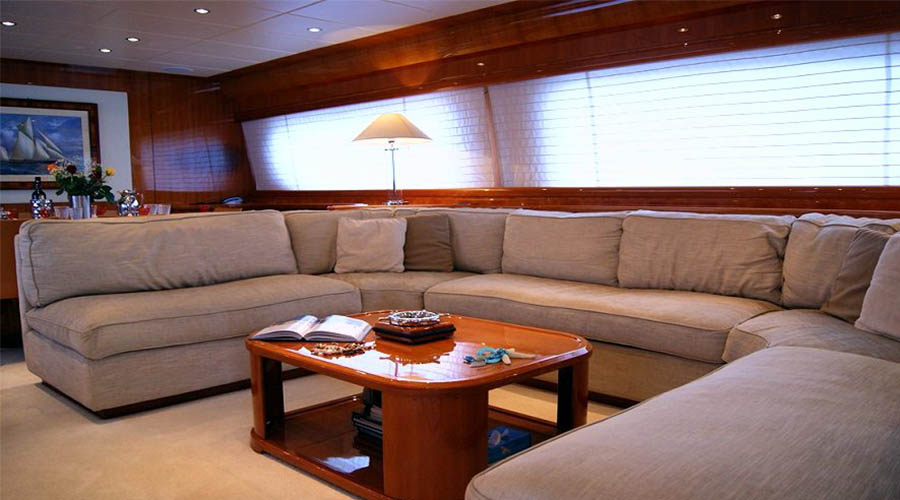 DILIAS - Charter Motor Yachts Greece - HELLAS YACHTING