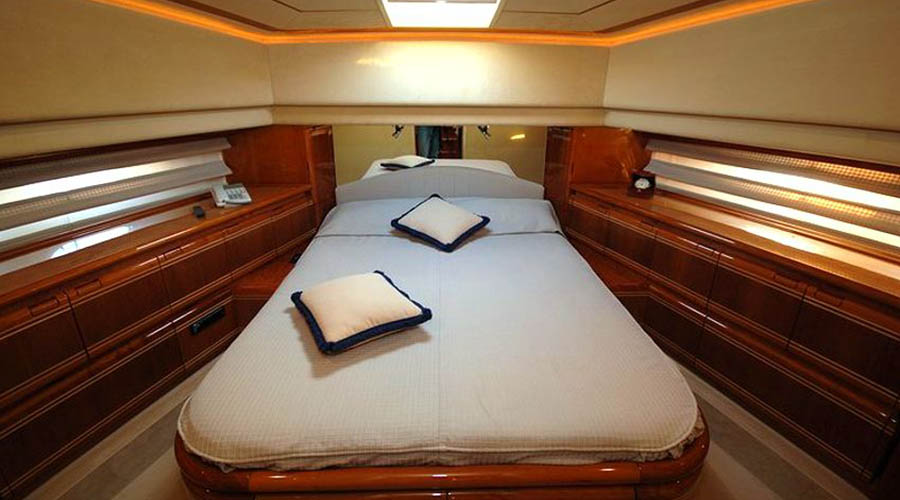 KENTAVROS II - Charter Motor Yacht Greece - HELLAS YACHTING