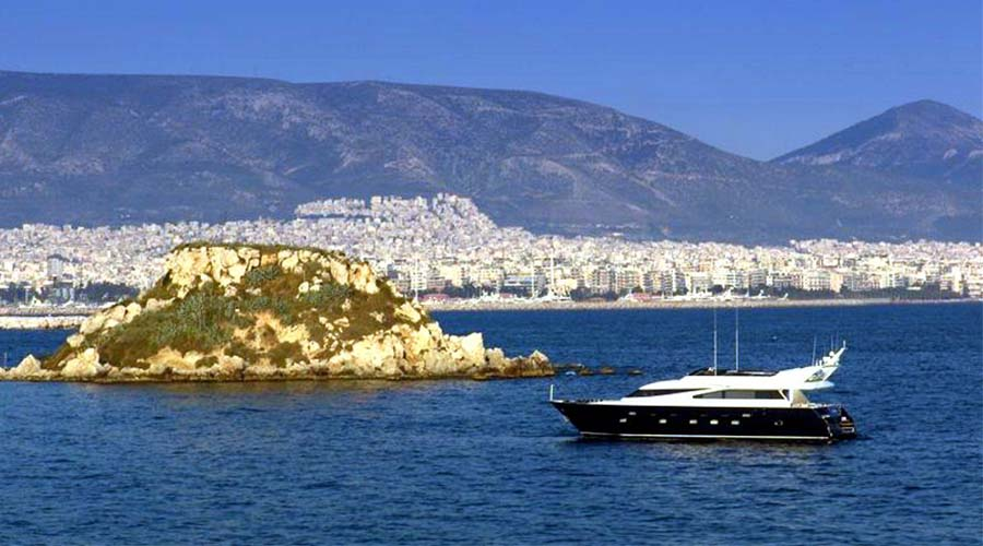 ZOI - Charter Motor Yacht Greece - HELLAS YACHTING