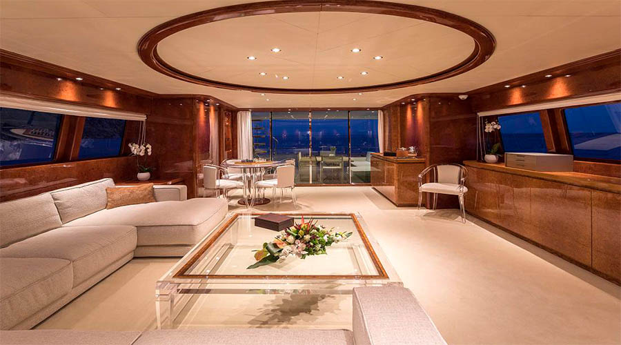 SOLE DI MARE - Charter Motor Yacht in Greece - HELLAS YACHTING