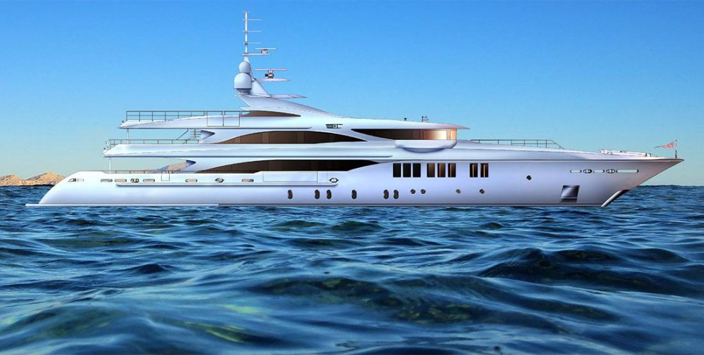O'MATHILDE - Charter Mega Motor Yacht in Greece - HELLAS YACHTING