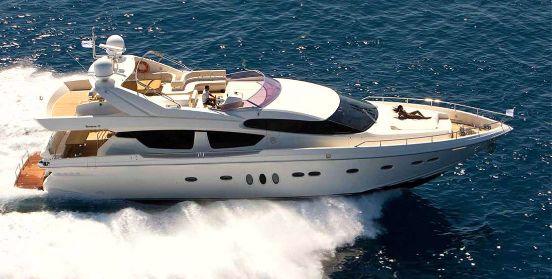 ALBATROS - Charter Motor Yacht in Greece - HELLAS YACHTING