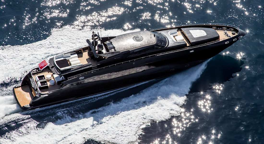 ABILITY - Charter Motor Yacht Greece - HELLAS YACHTING