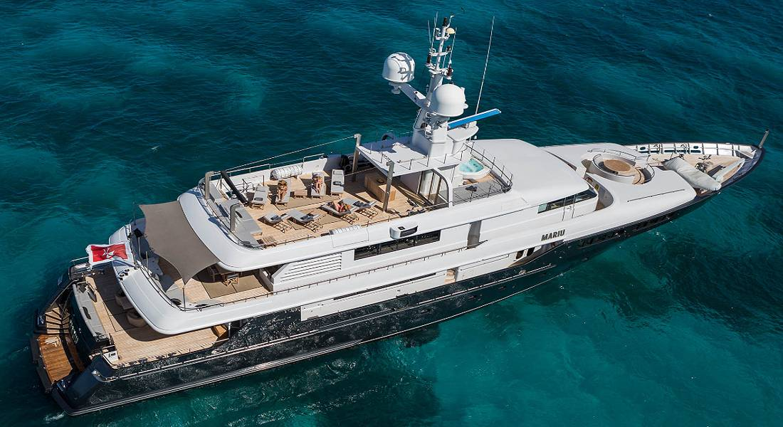 MARIU - Charter Motor Yacht in Greece - HELLAS YACHTING