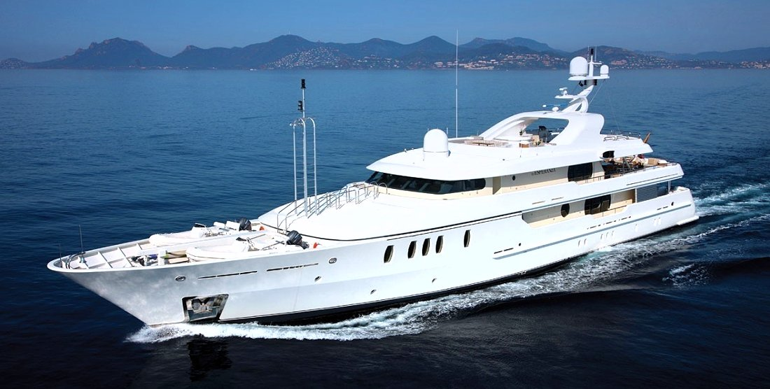 MARLA - Luxury Motor Yachts Charter Greece - HELLAS YACHTING