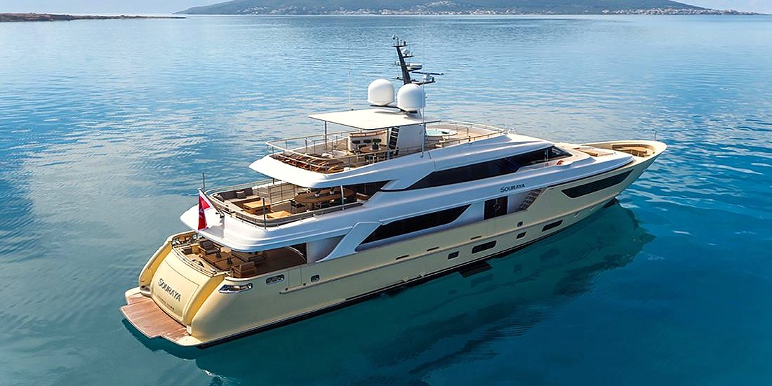 Luxury Yachts Charter in Greece and Monaco - HELLAS YACHTING