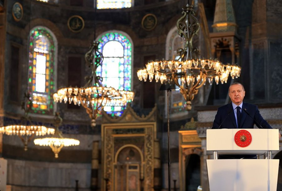 Οι Ισραηλινοί ξεσκεπάζουν τον Ερντογάν: Έκανε την Τουρκία στρατολογικό γραφείο της Χαμάς