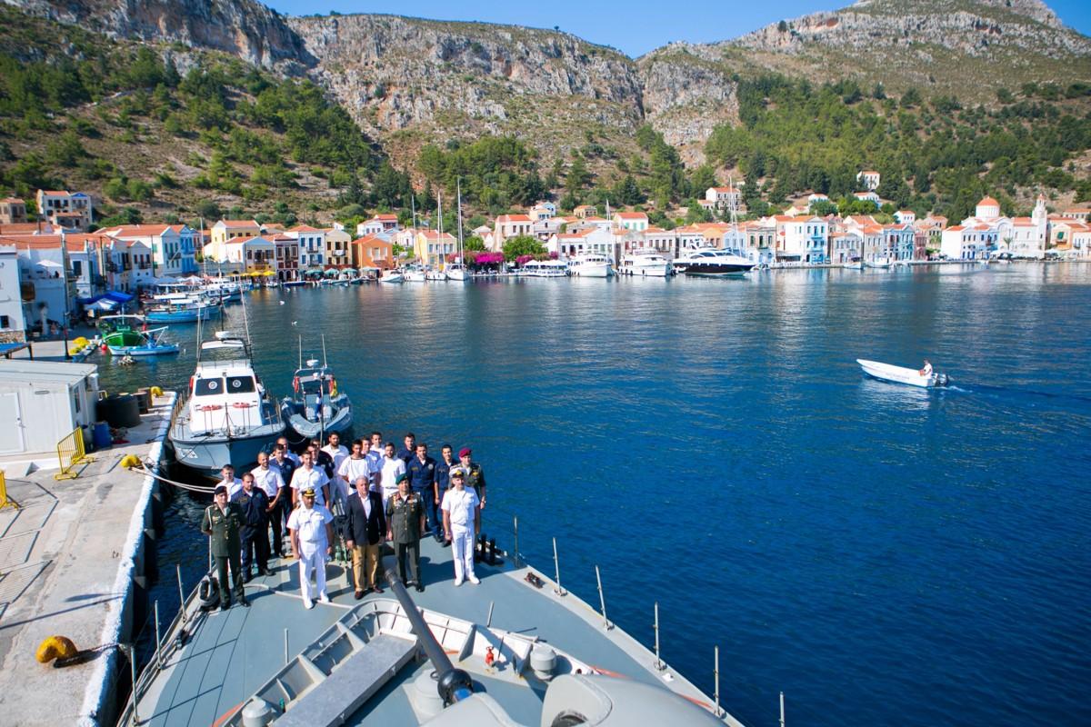 Το σχέδιο της Τουρκίας για το Αιγαίο: Προκαλούν στα Ίμια αλλά στόχος είναι το Καστελόριζο