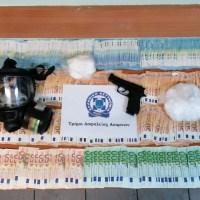 Έσπασε το άβατο στο Μενίδι και τη Φυλή: 22 συλλήψεις για εμπορία και διακίνηση ναρκωτικών