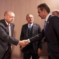 Δίνει και... συμβουλές ο απίθανος Ερντογάν: Ζήτησε από τον Μητσοτάκη να ρίξει τους τόνους