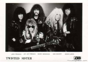 twisted sister 1987