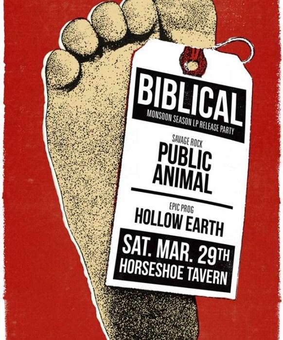 Biblical live in Toronto