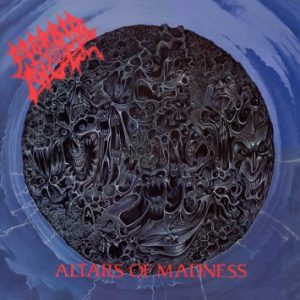 Morbid Angel, Altars of Madness (1989)