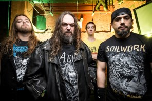 Interview with Soulfly's Max Cavalera in Petaluma, CA