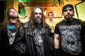 Interview with Soulfly's Max Cavalera in Petaluma, CA