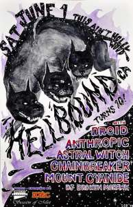 Hellbound 10th Anniversary Party Details! See you on June 1st!