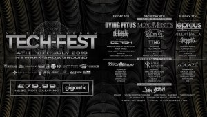 PREVIEW: Final line-up for Tech-Fest 2019