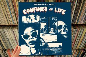 Neighborhood Brats – Confines Of Life LP