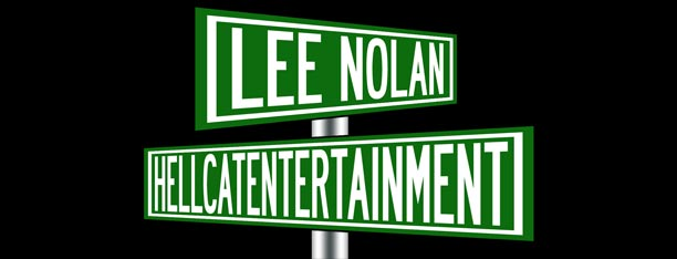 Lee Nolan Logo HellCat Entertainment
