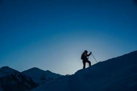 Schneeschuhwandern Saalbach Hinterglemm 8