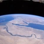 Η Αίγυπτος από τον Διεθνή Διαστημικό Σταθμό (ISS)