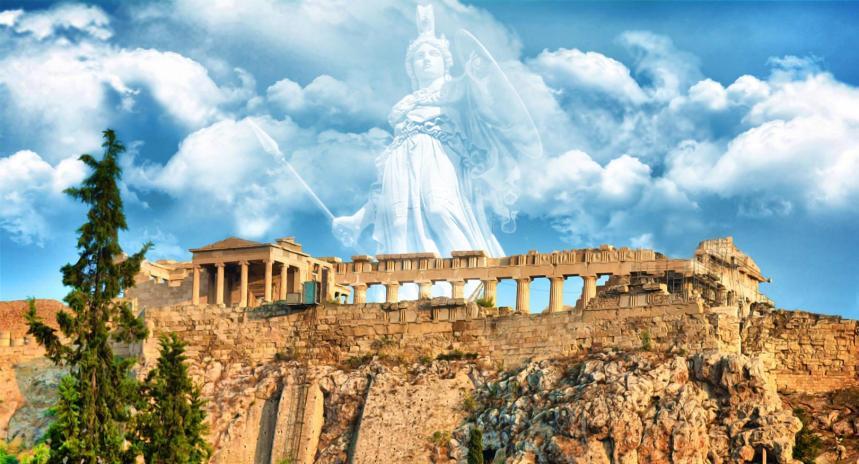 ATHENA PROMACHOS - ΑΘΗΝΑ ΠΡΟΜΑΧΟΣ