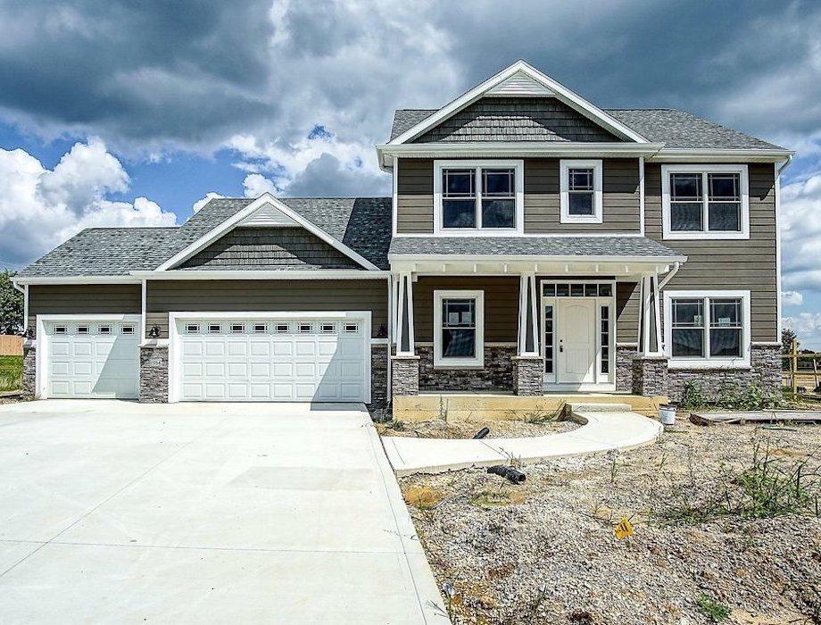 Heller Homes Floor Plans - William