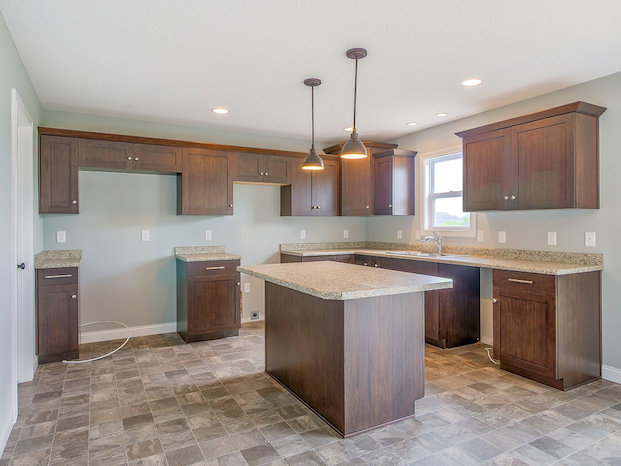 140 Quail Creek - Heller Homes Addison floor plan at Lot 140 Quail Creek