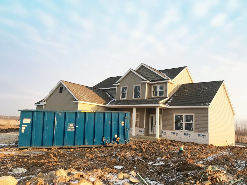 63 Prairie Meadows - Heller Homes available home David Matthew 3 Floor Plan at Lot 63 Prairie Meadows