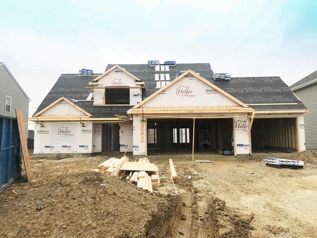 32 Bristoe - Heller Homes available home Isabelle Floor Plan at Lot 32 Bristoe