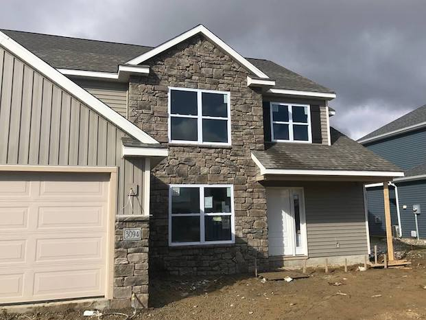 60 Bristoe - Heller Homes available home David Matthew 1 Floor Plan at Lot 60 Bristoe