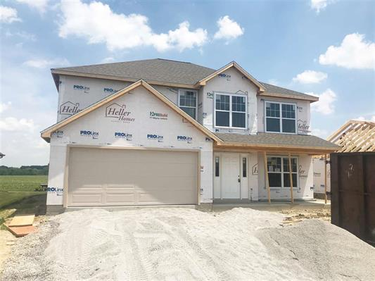 58 Woodfield - Available Home Heller Homes Addison Floor Plan