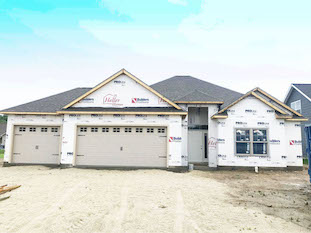Heller Homes Available Homes - A picture our Lot 154 Valencia