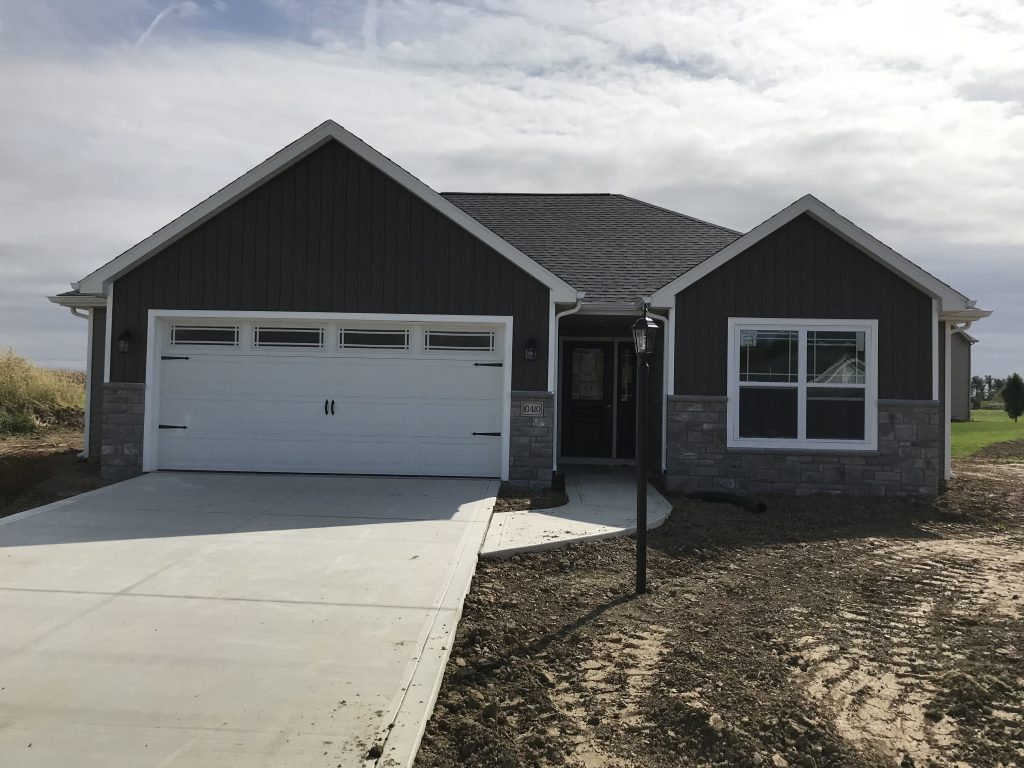 Heller Homes Available Homes - A picture our Lot 53 Greenwood Lakes