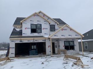 Heller Homes Available Homes - A picture our Lot 46 Bristoe Tyson