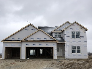 Heller Homes Available Homes - A picture our Lot 65 Prairie Meadows Charlotte Floor Plan