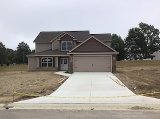 Heller Homes Available Homes - A picture our Lot 2 Lone Oak