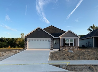 Heller Homes Available Homes - A picture our Lot 49 Lone Oak Spencer 2